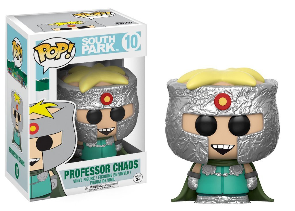 Фигурка Funko POP! Vinyl: South Park: Professor Chaos 13272
