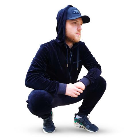 "Спортивный костюм Bad Boy ""The Царь"" Black"