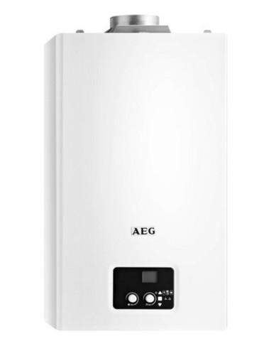 Газовый настенный котел двухконтурный AEG GBT 232