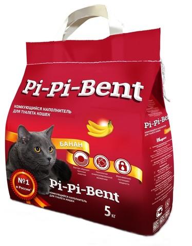 купить пи-пи бент  Pi-Pi-Bent Банан наполнитель со вкусом банана