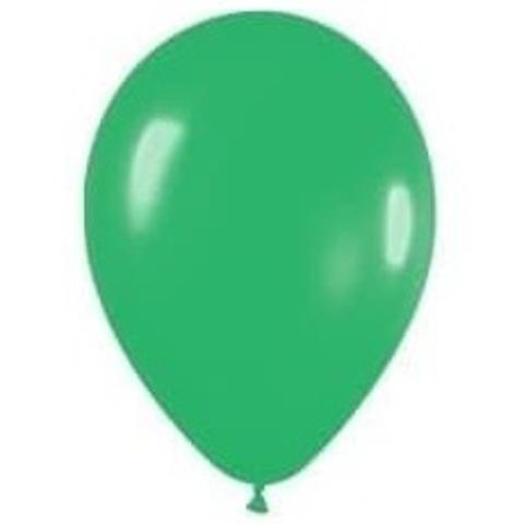 Шар Весенне-Зеленый, 30 см