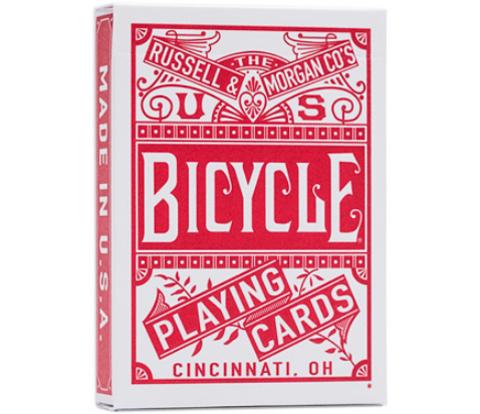 Карты Bicycle Chainless