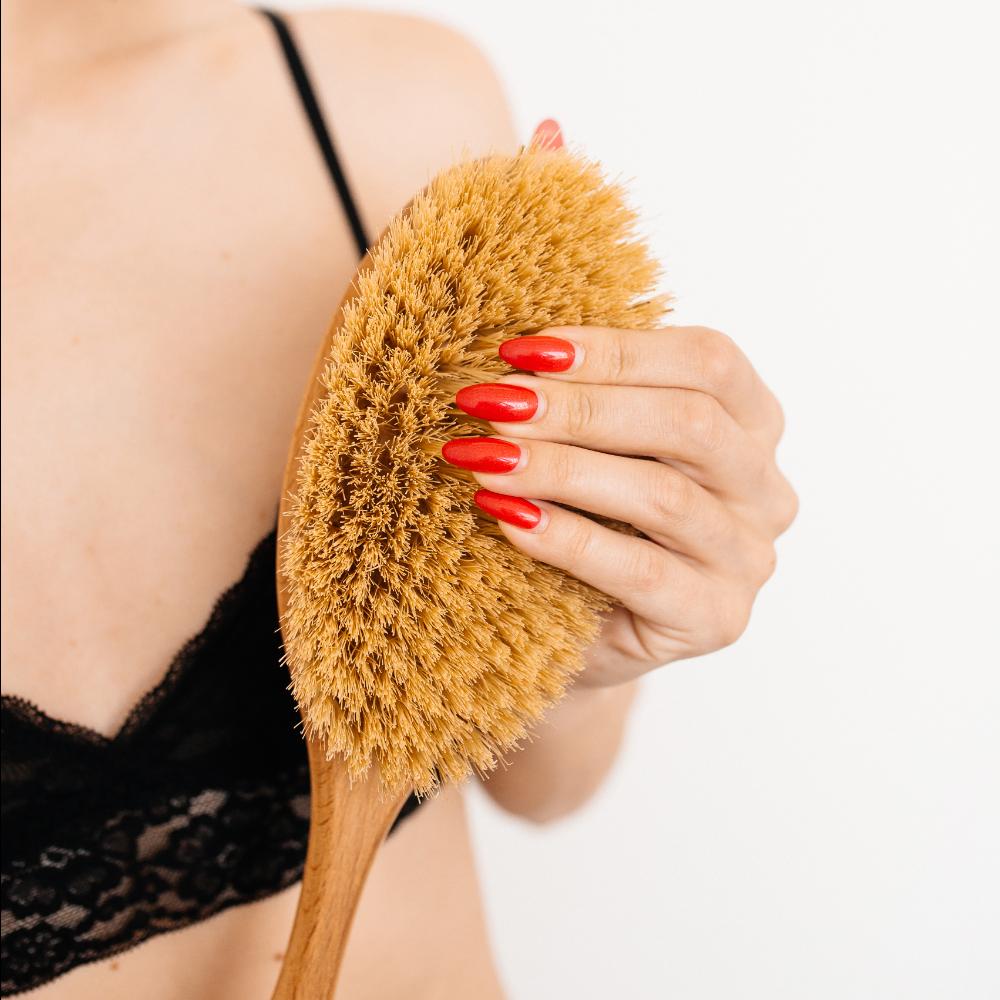 Щетка GLOYS Cactus PLUS — (39 см, жесткая)