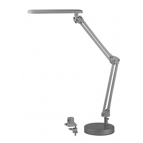 Светодиодная настольная лампа ЭРА NLED-440-7W-S серебристый