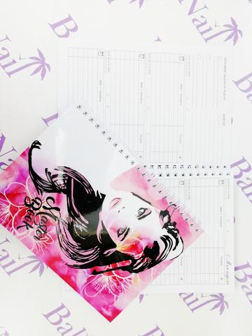 Masterbook, Ежедневник-планер для мастера #4