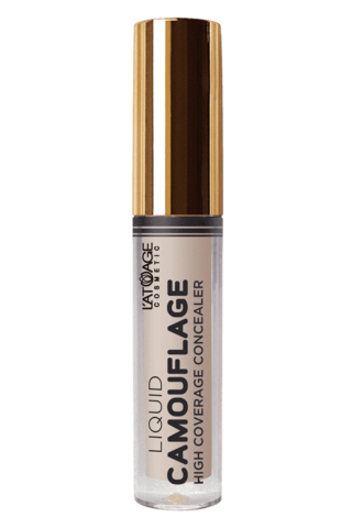 L'atuage Liquid Comouflage Консилер жидкий тон №503 бежево-розовый