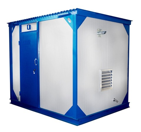 Контейнер УКБ-3,5 для дизельного генератора до 120 кВт