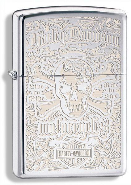 Зажигалка Zippo Harley-Davidson (28229)