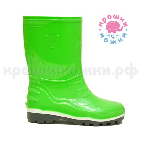 Сапоги, резиновые зелёные  Nordman Step