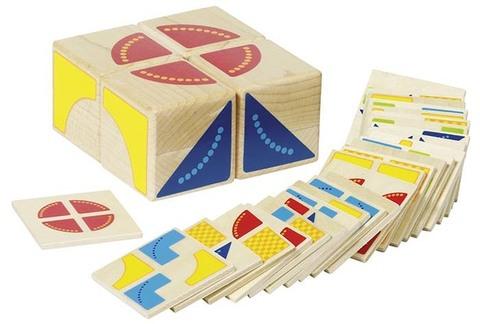 Логическая игра Кубики, Goki