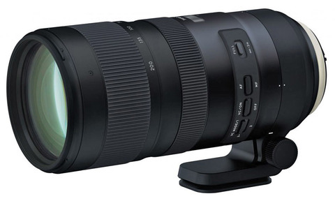 Tamron SP AF 70-200mm f/2.8 Di VC USD G2 (A025) Canon EF