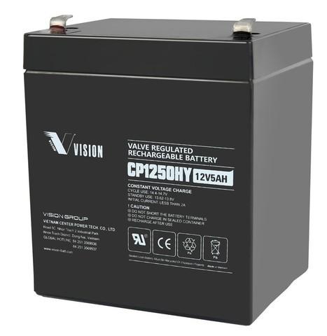 Аккумулятор VISION CP1250HY
