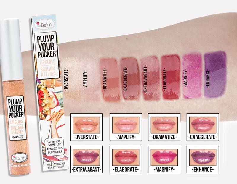 The Balm Plump Dramatize