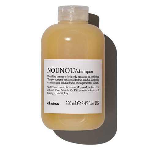 NOUNOU/shampoo - Питательный шампунь для уплотнения волос