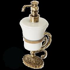 Дозатор для жидкого мыла настольный Migliore Edera  ML.EDR-60.317