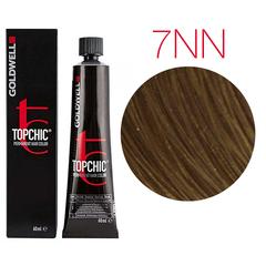 Goldwell Topchic 7NN(русый - экстра) - Cтойкая крем краска