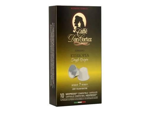 Кофе в капсулах Carraro Don Cortez Ethiopia