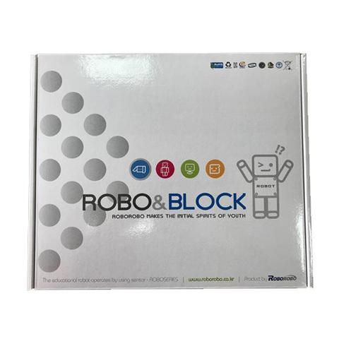 Конструктор RoboRobo Robo&Block (RoboKids)