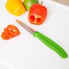 Нож Victorinox для очистки овощей, лезвие 10 см, зеленый