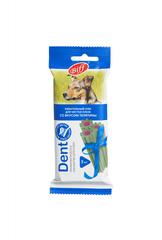 Лакомство для средних пород собак TitBit Dent Biff, со вкусом телятины