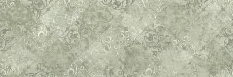 Плитка настенная Studio Pattern Green 750х250