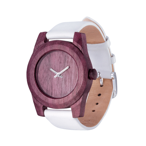 Часы из дерева AA Wooden Watches Леди Амарант
