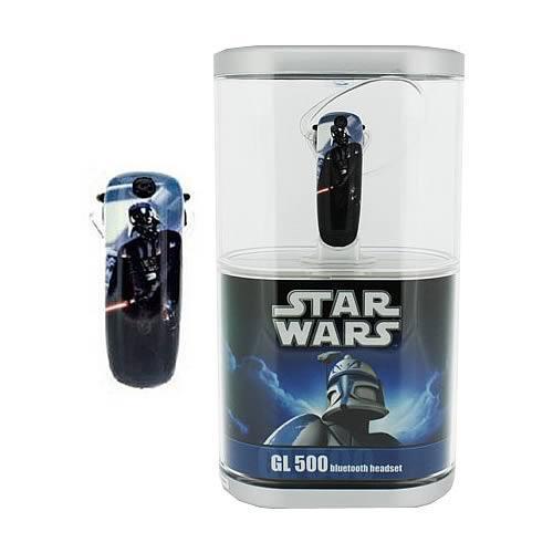 Star Wars Earloomz Bluetooth Headset