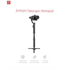 Телескопический монопод  Zhiyun Telescopic Monopod Crane