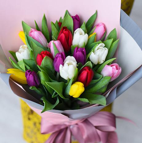 Купить тюльпаны недорого. Самые низкие цены. Пермь