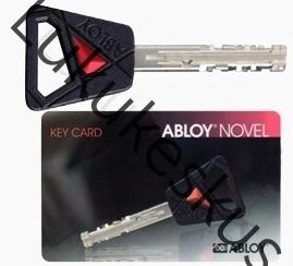 Südamik ABLOY CY056N Novel