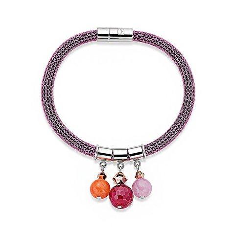 Браслет Pink-Orange 4810/31-0402