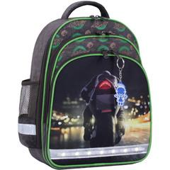 Рюкзак школьный Bagland Mouse 327 хаки 270к (0051370)