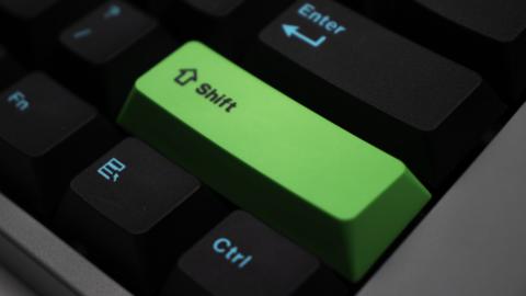 Клавиши Shift (2 шт.)