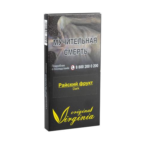 Табак Virginia Dark Райский Фрукт (Тропические Фрукты) 20 г