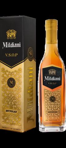 კონიაკი Mildiani VSOP 0.5ლ
