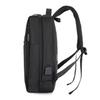 Рюкзак ROTEKORS 1701 USB Черный