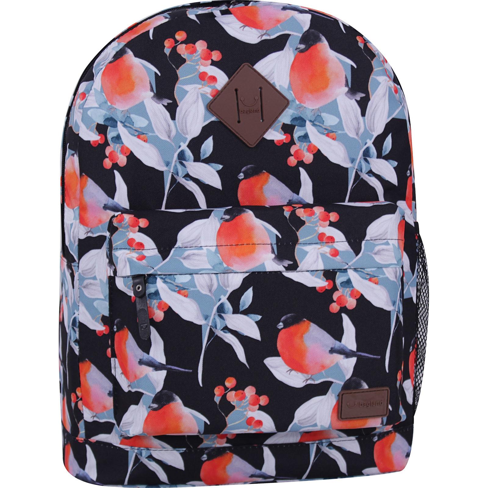 Городские рюкзаки Рюкзак Bagland Молодежный 17 л. сублімація 738 (00533664) IMG_7549_суб738_-1600.jpg