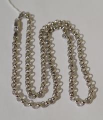 Горох 0,5 (серебряная цепочка)