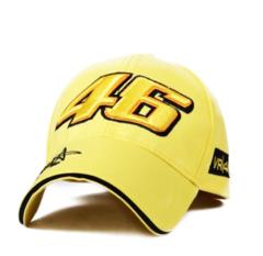 Кепка Ямаха ВР-46 желтая (Бейсболка Yamaha VR-46)