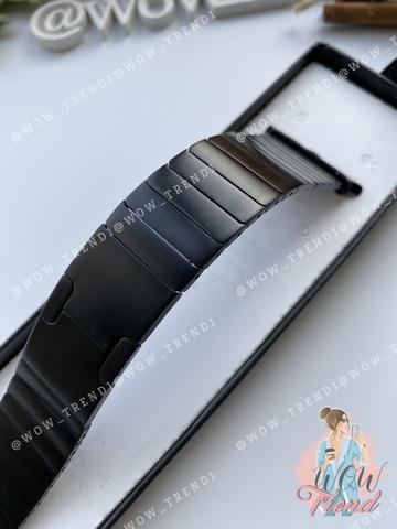 Ремешок Apple watch 42/44mm Link Bracelet /space black/