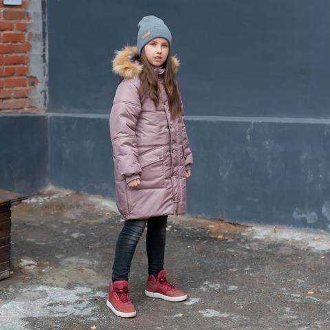 Аляска зимняя удлиненная подростковая