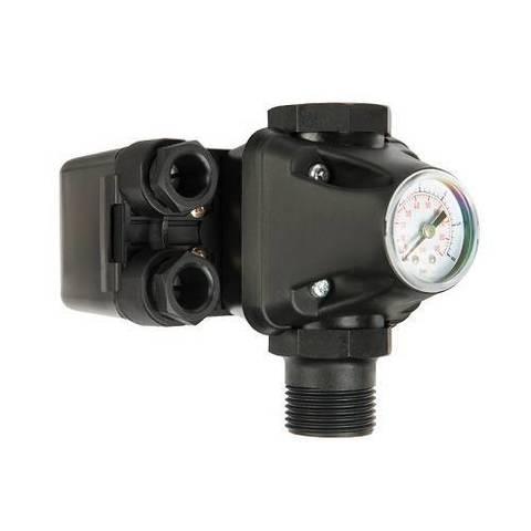 Реле давления с манометром UNIPUMP PM/5-3W