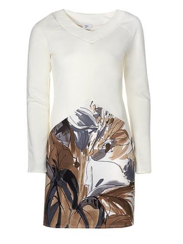 33812 (554+1094) платье белое