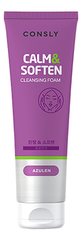 Пенка для умывания с азуленом Azulene Calm & Soften Cleansing Foam 120мл