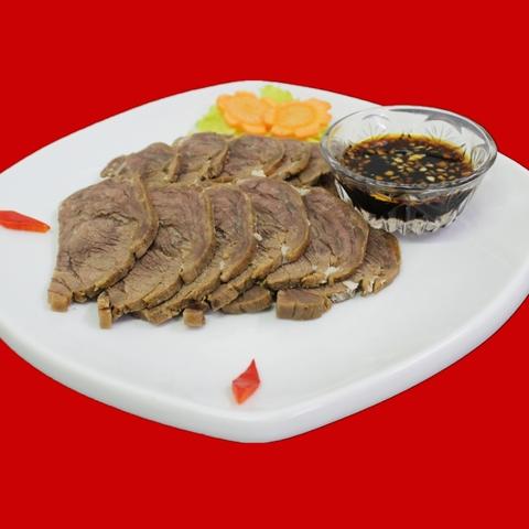 нарезка из говядины 酱牛肉
