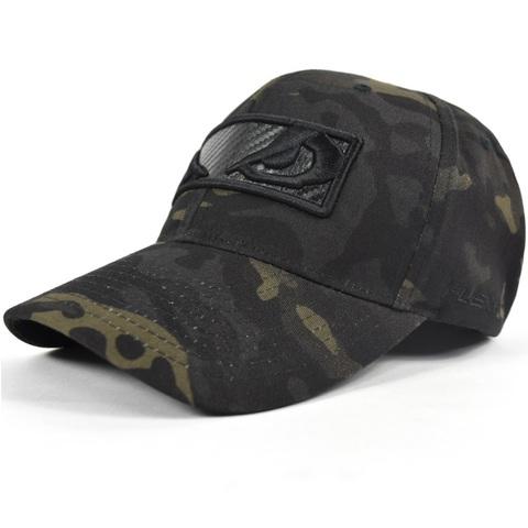 Бейсболка/Кепка Bad Boy Carbon Cap Black Camo