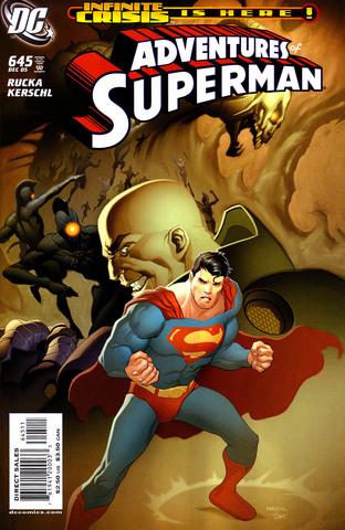 Adventures of Superman #645