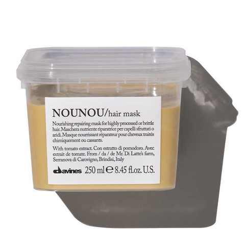 NOUNOU/hair mask - Интенсивная восстанавливающая маска для глубокого питания волос