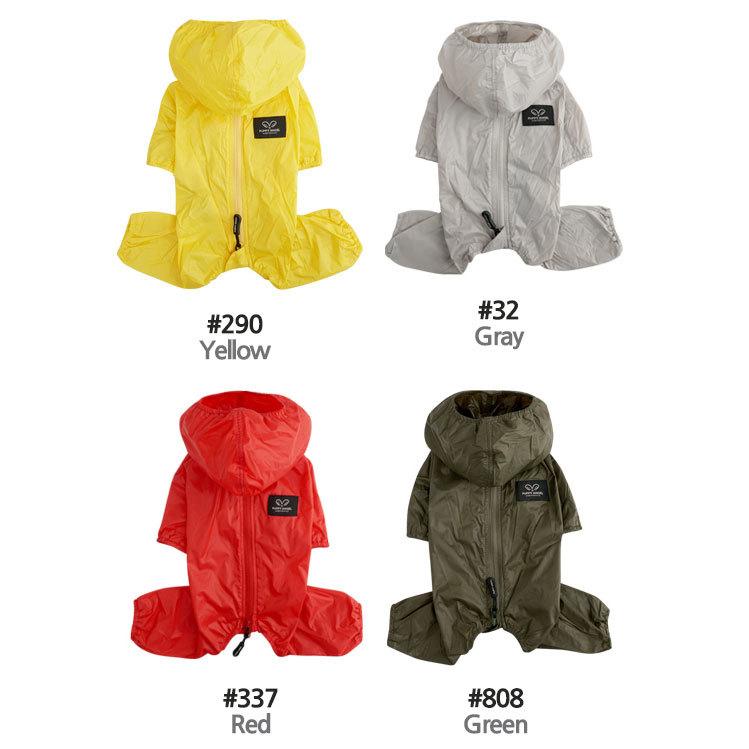001 PA - Дождевики-пыльники для собак