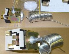 Термостат холодильника TAM133-1M (2500mm) +ручка